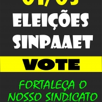 eleicoes-sinpaaet-2018-vote